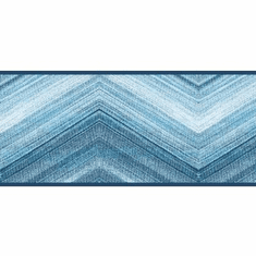 879616 Mountain Pass Zig Zag Wallpaper Border Blue BP8280bd