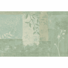 879727 Botanical Collage Wallpaper Border AFF11301b