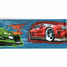 879831 Rare Hot Wheels Wallpaper Border 99075
