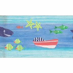 879860 Comical Tropical Fish Wallpaper Border 329b27972