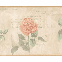 879895 Botanical Floral Wallpaper Border 218b03708