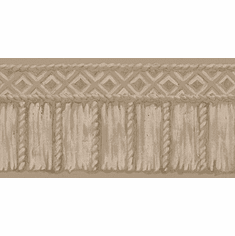 879934 Architectural Crown Moulding Fence Brown/Gold 83b57429