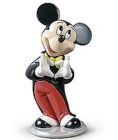 Lladro Disney Mickey Mouse