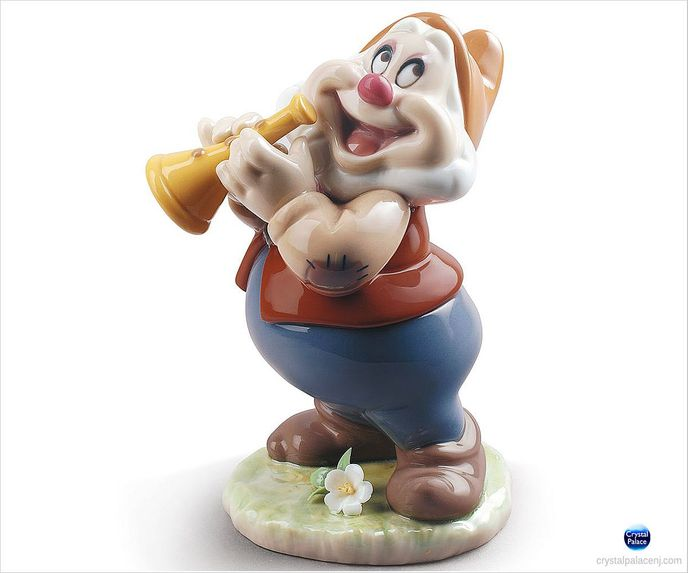 Lladro Disney Happy