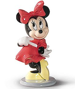 Lladro Disney Minnie Mouse