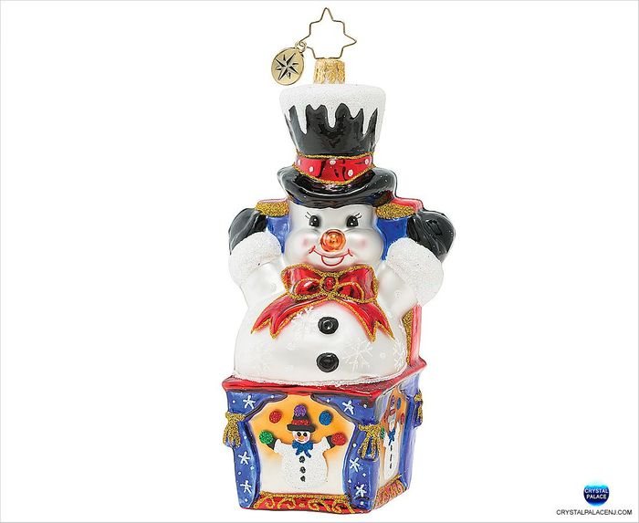 (SOLD OUT)  Snowman Surprise!