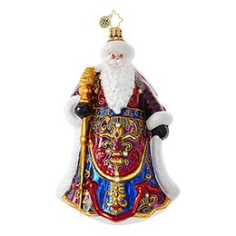 (SOLD OUT) Santa's Christmas Cape
