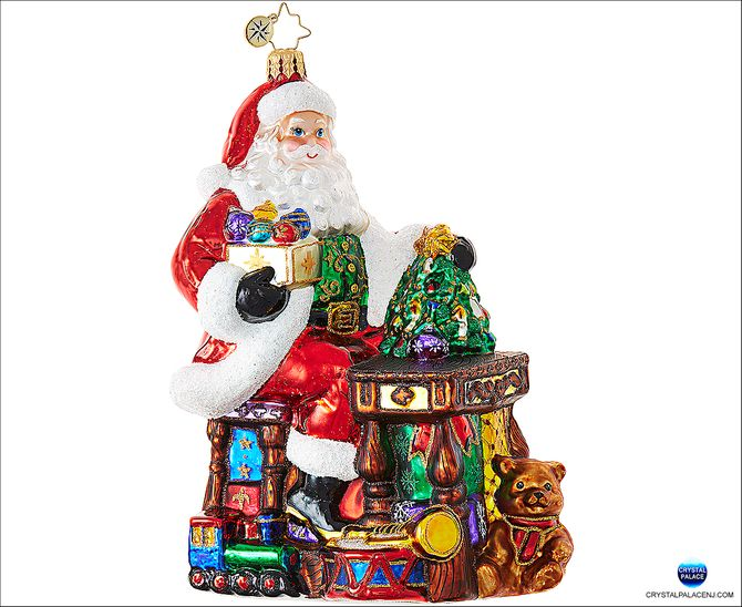 (SOLD OUT) Santa's Toy Workshop