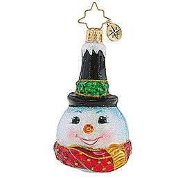 (SOLD OUT) Snowy Stove Pipe Little Gem