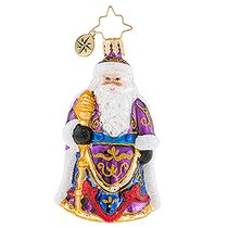 (SOLD OUT) Santa's Christmas Cape Little Gem