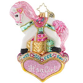Pink Princess Pony