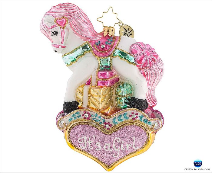 (SOLD OUT) Pink Princess Pony