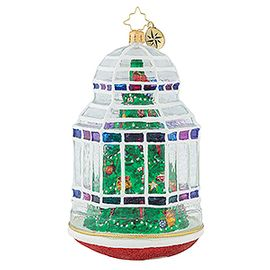 (SOLD OUT) Christmas Conservatory Limited Edition