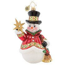 (SOLD OUT)  Star Struck Snowman