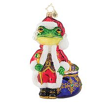 (SOLD OUT) A Froggy Santa