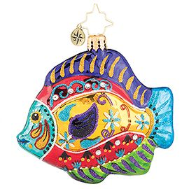 (SOLD OUT) Fabulously Fishy Little Gem