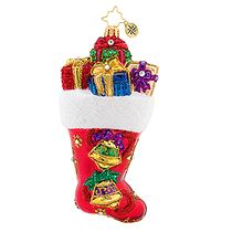 A Stocking You Can Hear!
