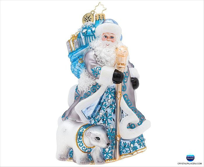 (SOLD OUT) Silver Lining Limited Edition Santa