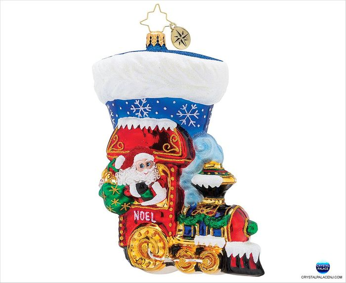(SOLD OUT) Noel Express Stocking