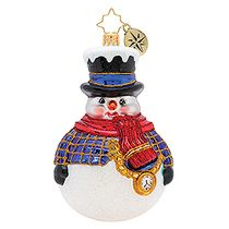 (SOLD OUT) Jolly All A-Round Snowman!