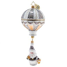 (SOLD OUT) Wintry air balloon!