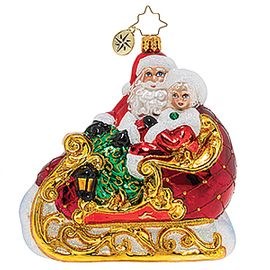 (SOLD OUT) Date Night Santa & Mrs. Claus