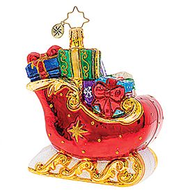 (SOLD OUT) Sleigh full of Delights!