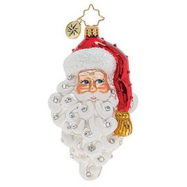 (SOLD OUT) Grinning Santa