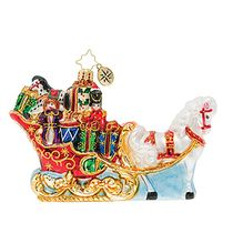 (SOLD OUT)  Whoa! speedy christmas sleigh