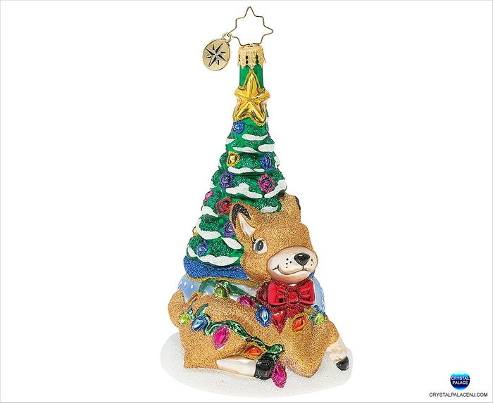 (SOLD OUT) Fawn-ing Over The Christmas Tree!