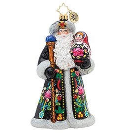 (SOLD OUT) A Gift Of A Matryoshka Russian Doll