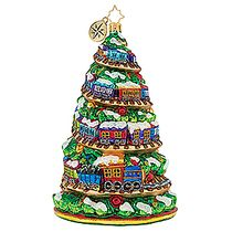 (SOLD OUT) Terrific train track tree