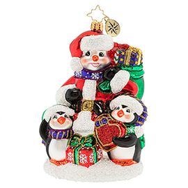 (SOLD OUT) Gift of a Forever Family 2019 Dave Thomas Adoption Ornament