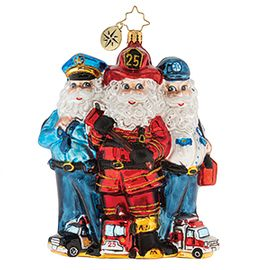 (SOLD OUT) 2019 St. Nick First Responders!