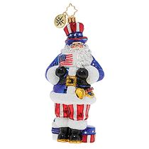 (SOLD OUT) Jolly Patriotic Santa!