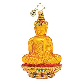 (SOLD OUT) Golden Serenity Budda