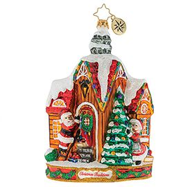(SOLD OUT) Decorating for Christmas!