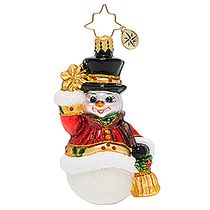 (SOLD OUT) Star Stuck Snowman Little Gem