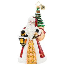 (SOLD OUT) Limited Edition    Santa Leaves The Light On