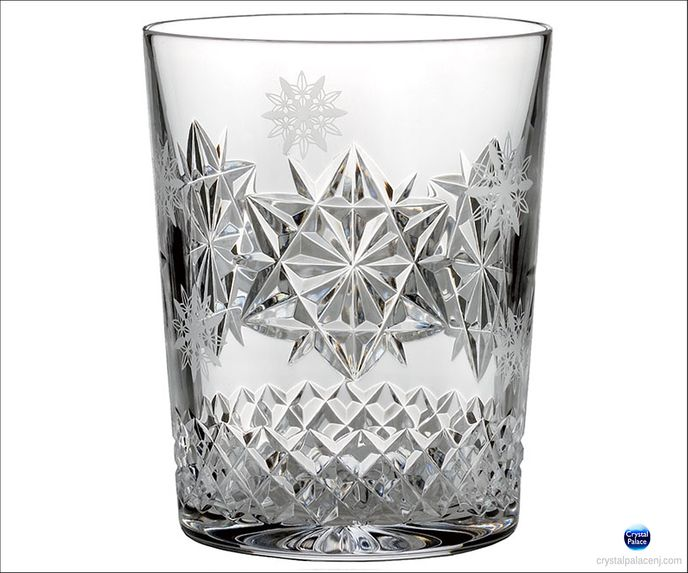 2017 Snowflake Wishes Friendship DOF  Glass, Clear