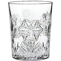 2014 Snowflake Wishes Peace Mooncoin DOF Glass