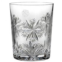 2016 Snowflake Wishes Serenity DOF Glass, Clear