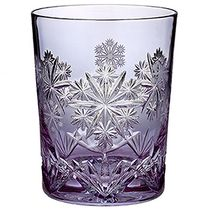 (SOLD OUT) 2016 Snowflake Wishes Serenity Prestige DOF Glass, Lavender
