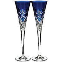 (SOLD OUT) 2019 Times Square Midnight Flute, Pair