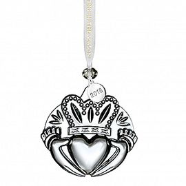 2018 Claddagh Ornament