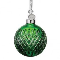2019 Emerald Ball Christmas Ornament