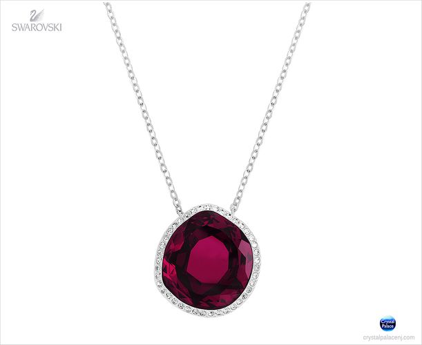 (SOLD OUT) Swarovski Breeze Red Necklace