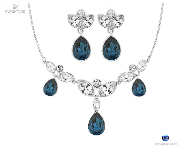 Swarovski Blues Set