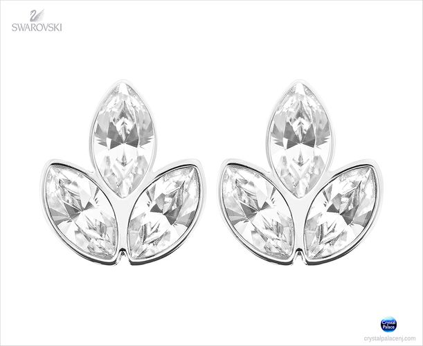 (SOLD OUT) Swarovski Azalea Pierced Earrings