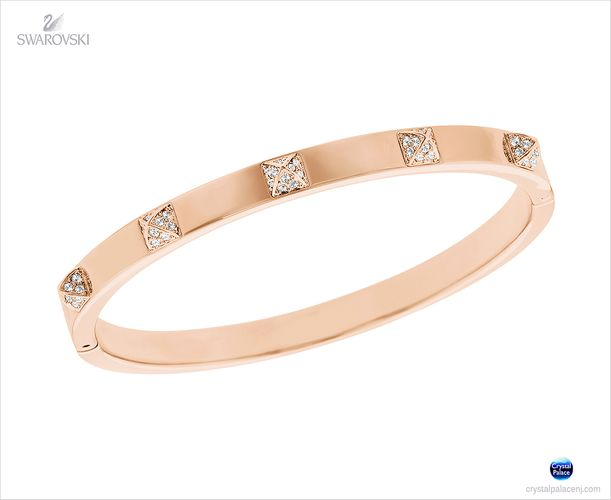 (SOLD OUT) Swarovski Tactic Thin Bangle M